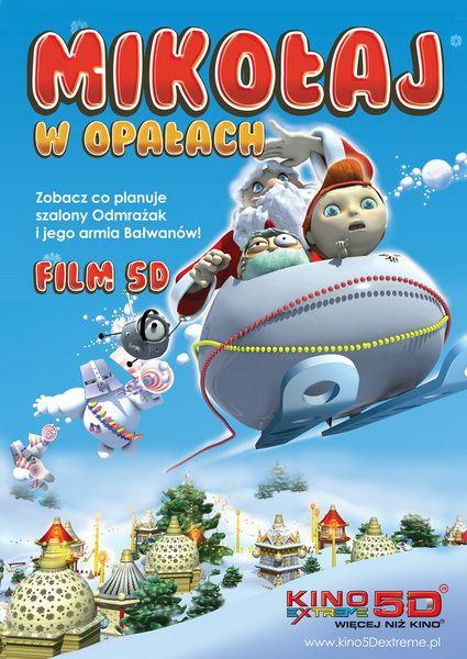 Mikołaj w opałach 5D