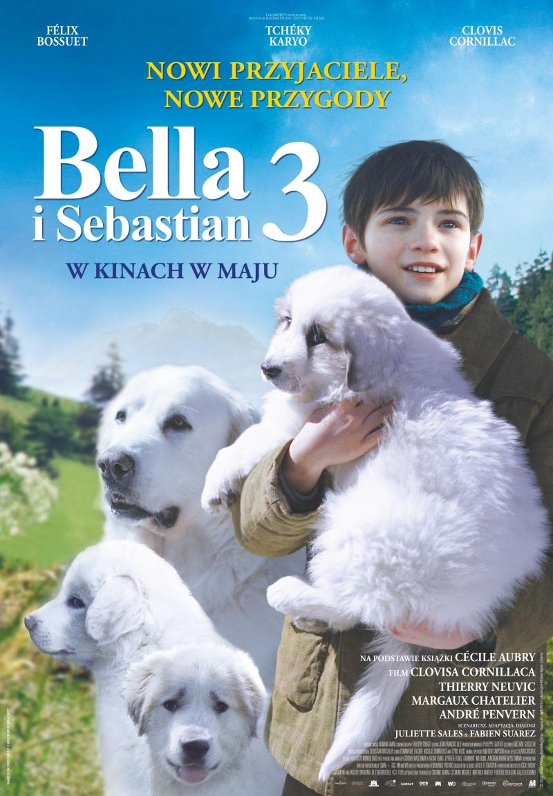 Bella i Sebastian 3 (dubbing)