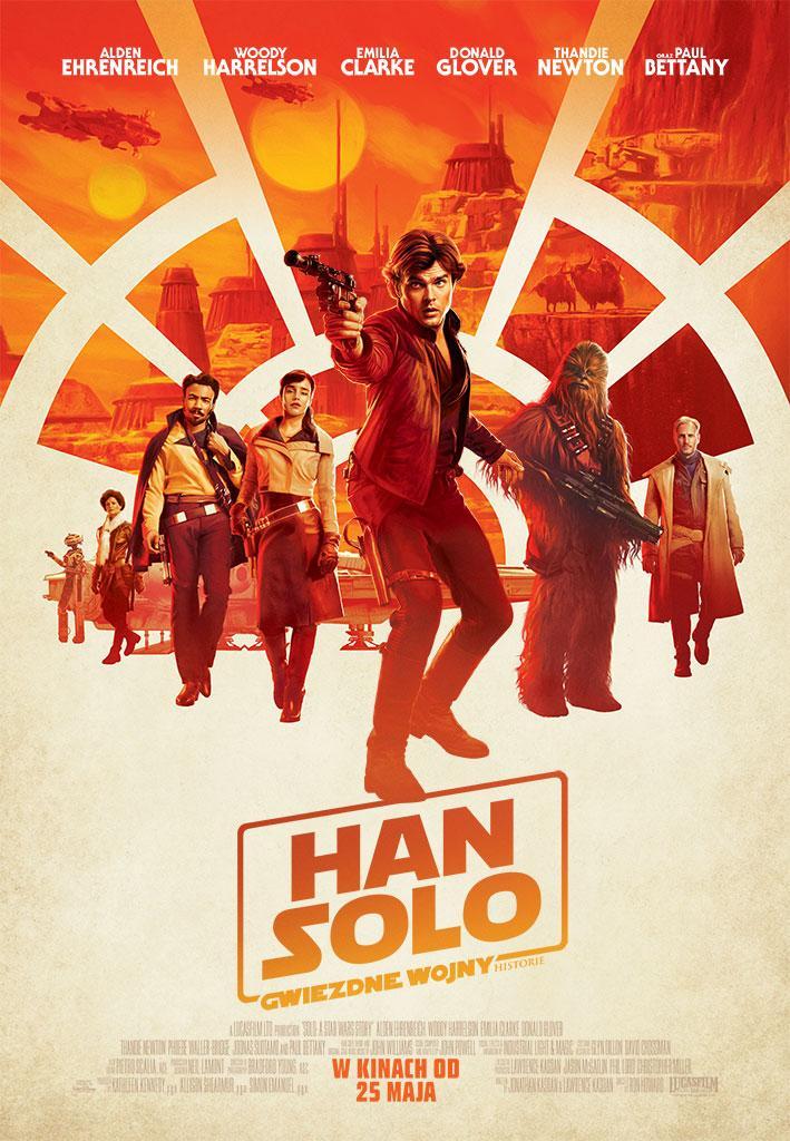 Han Solo: Gwiezdne wojny - historie 3D (dubbing)