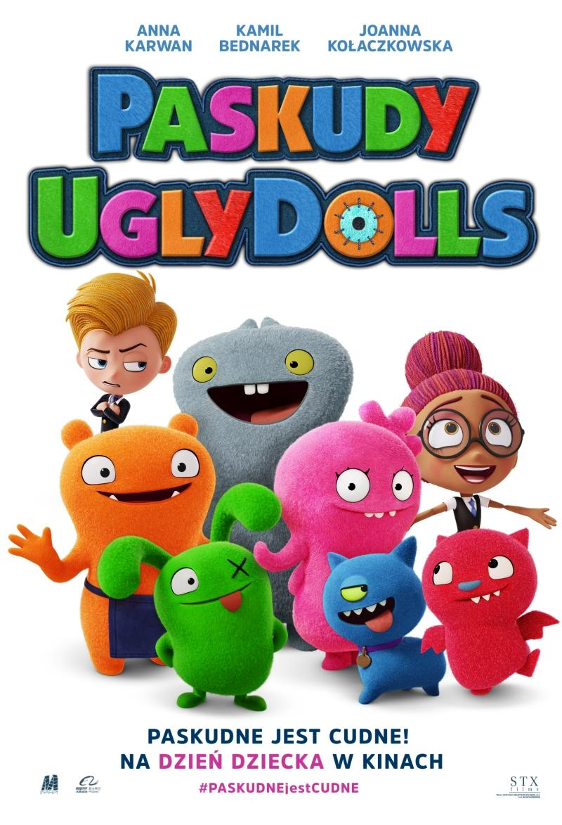 Paskudy. Uglydolls (dubbing)