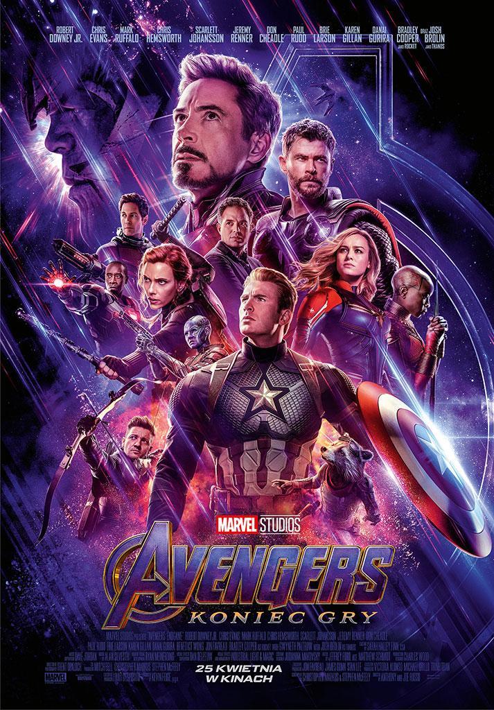 Avengers: Koniec gry 3D (dubbing)