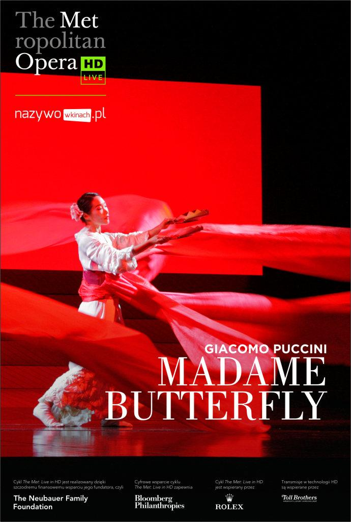 The Metropolitan Opera: Madame Butterfly