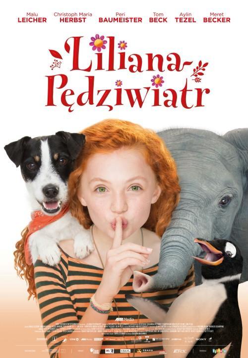 Liliana Pędziwiatr (dubbing)