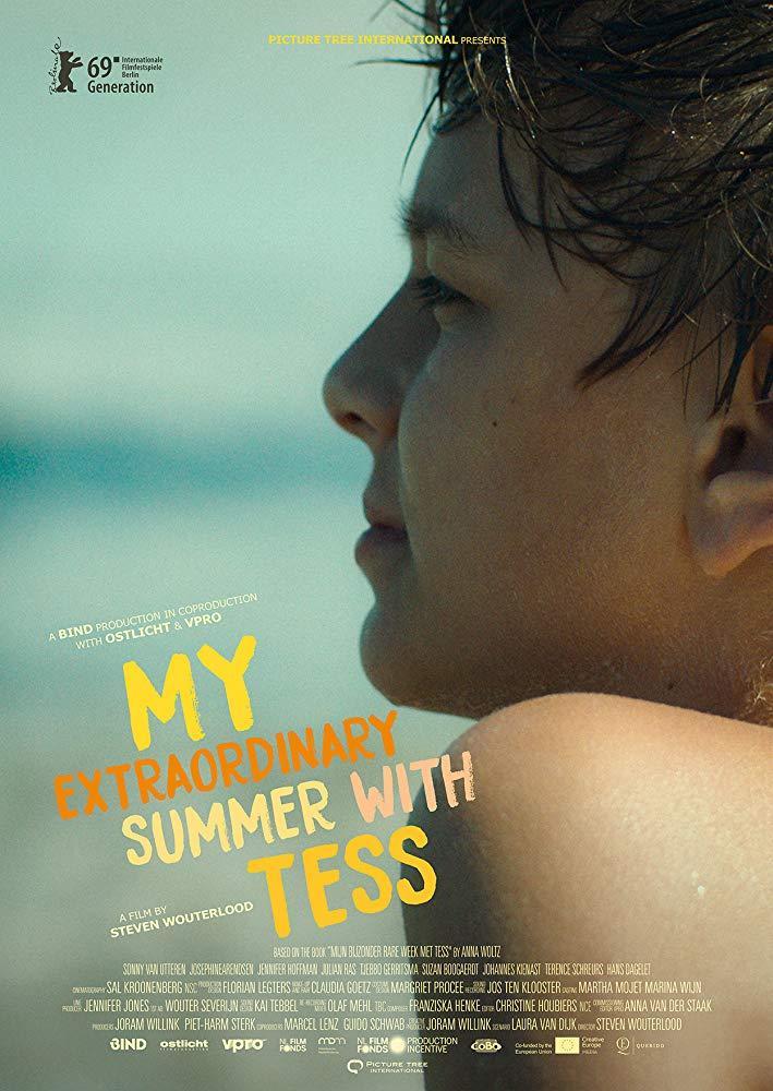 Niezwykłe lato z Tess (dubbing)