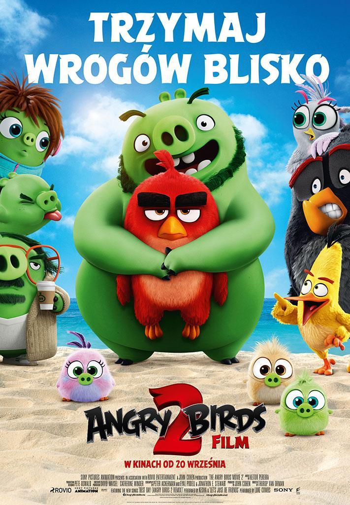 Angry Birds Film 2 (dubbing)