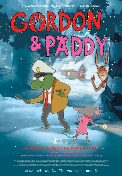 Gordon i Paddy (dubbing)