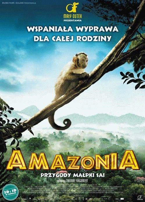Amazonia. Przygody małpki Sai (dubbing)