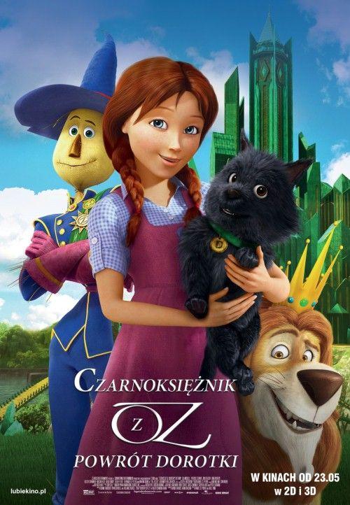Czarnoksiężnik z Oz: powrót Dorotki (dubbing)