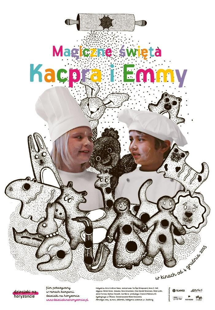 Magiczne święta Kacpra i Emmy (dubbing)