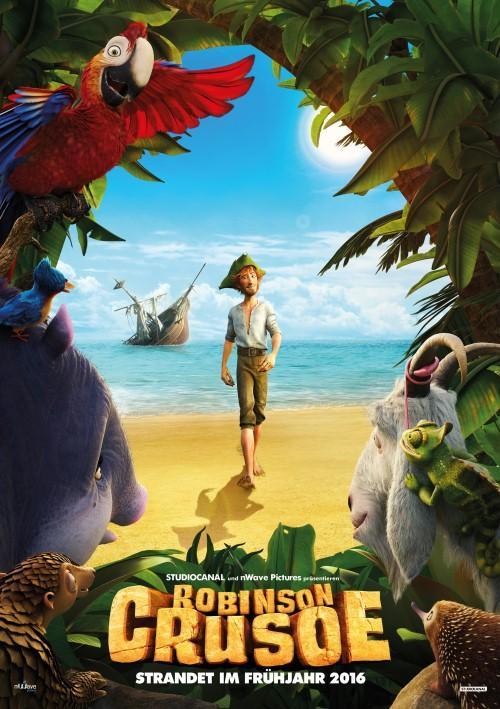 Robinson Crusoe (dubbing)