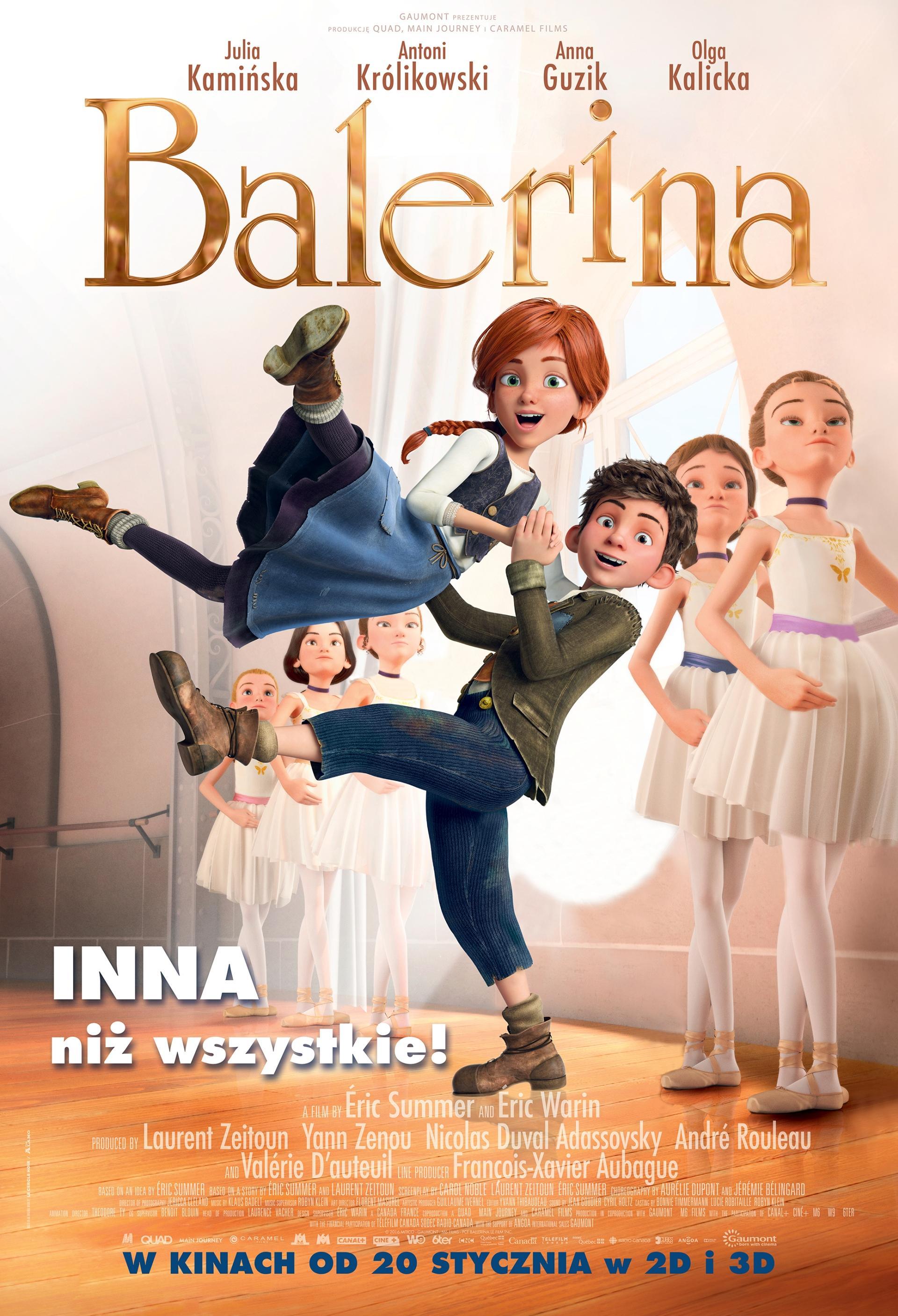 Balerina (dubbing)