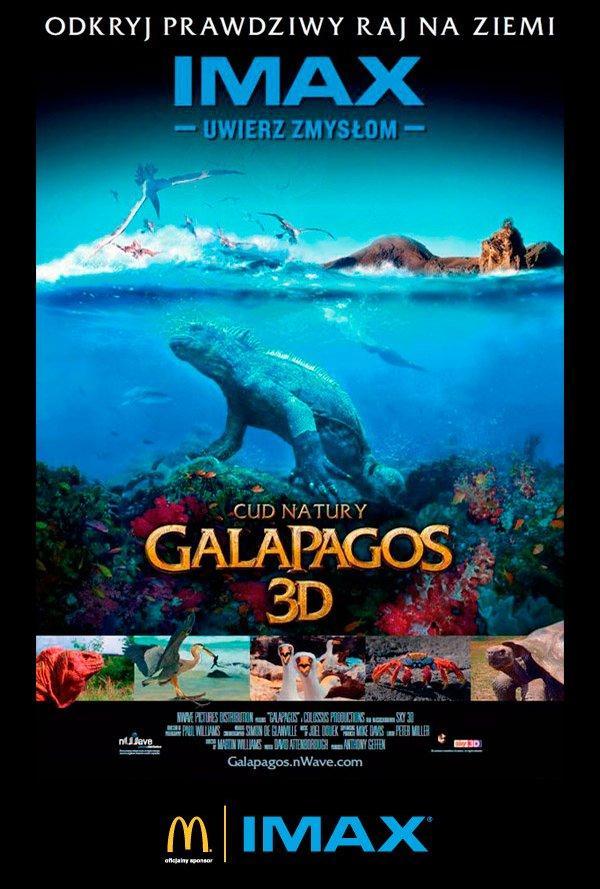 Galapagos: Cud Natury 3D (dubbing)