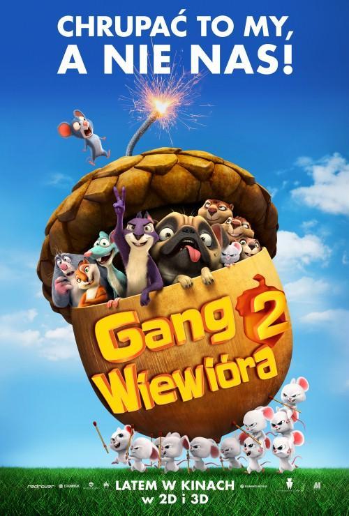 Gang wiewióra 2 (dubbing)