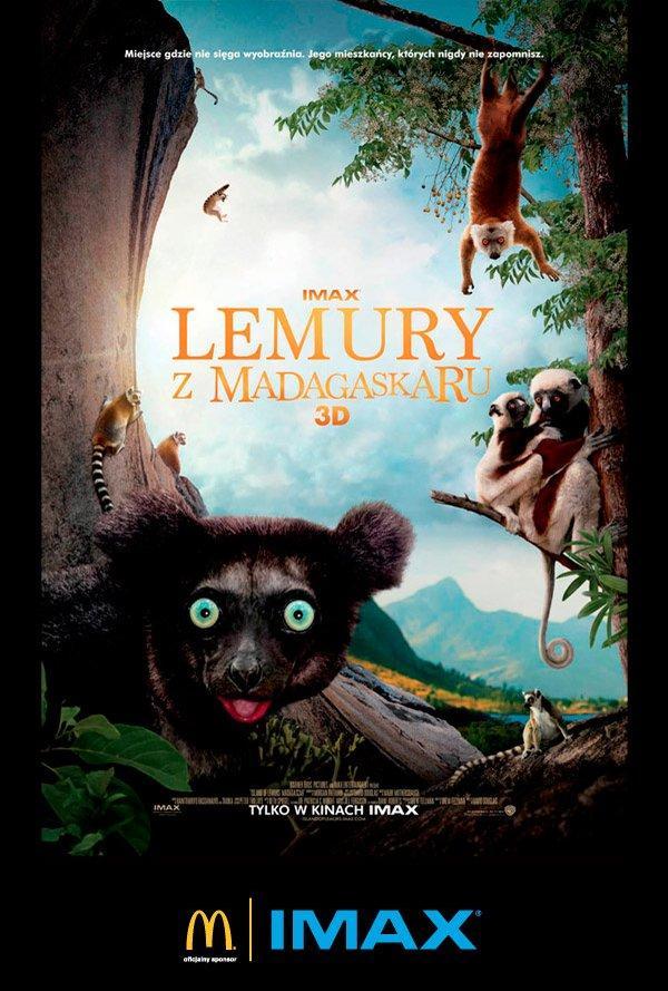 Lemury z Madagaskaru 3D (dubbing)