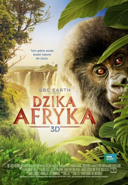 Dzika Afryka 3D (dubbing)