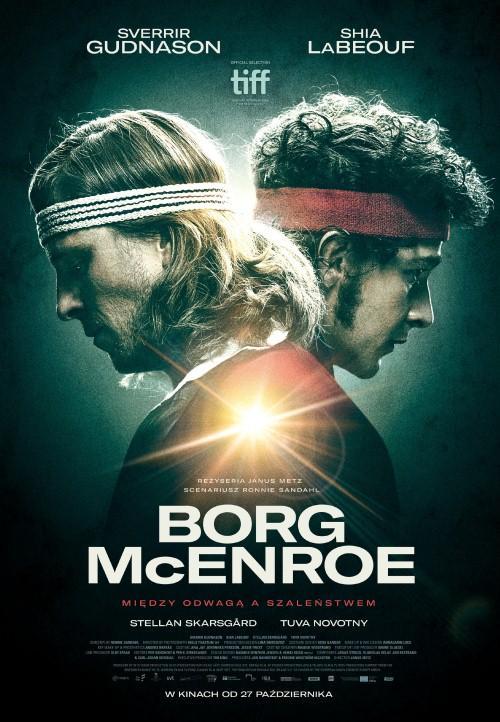 Borg vs. McEnroe. Między odwagą a szaleństwem