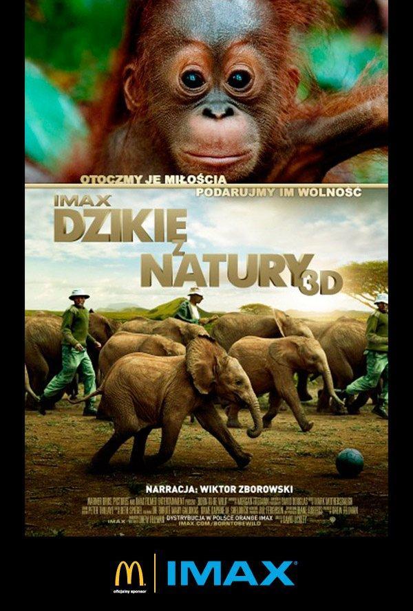 Dzikie z natury 3D (dubbing)