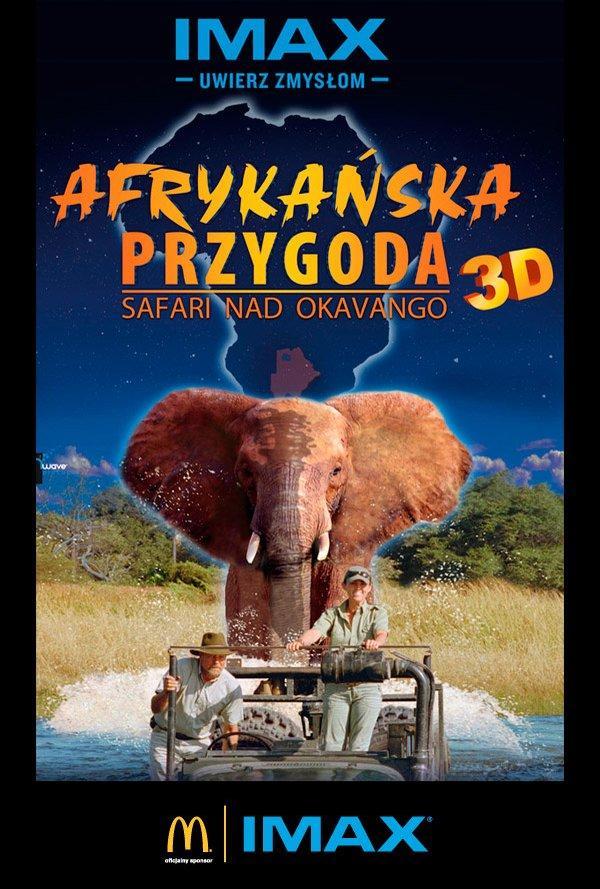 Afrykańska Przygoda 3D IMAX (dubbing)