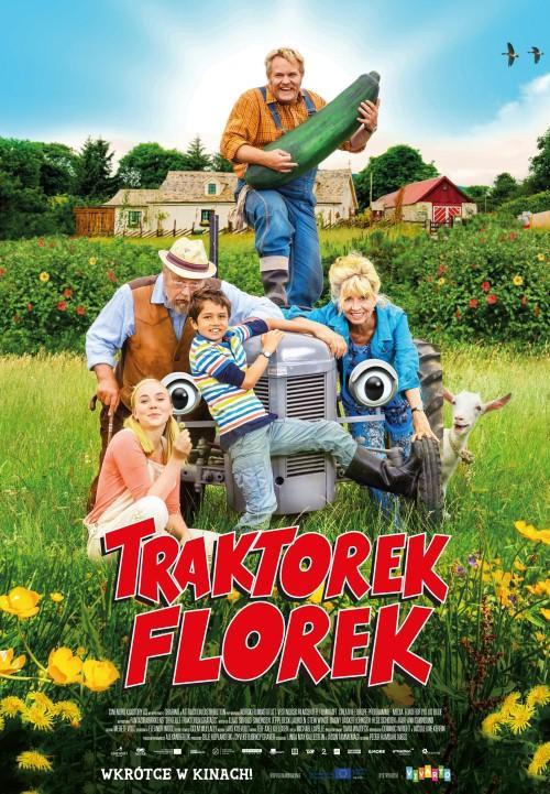 Traktorek Florek (dubbing)