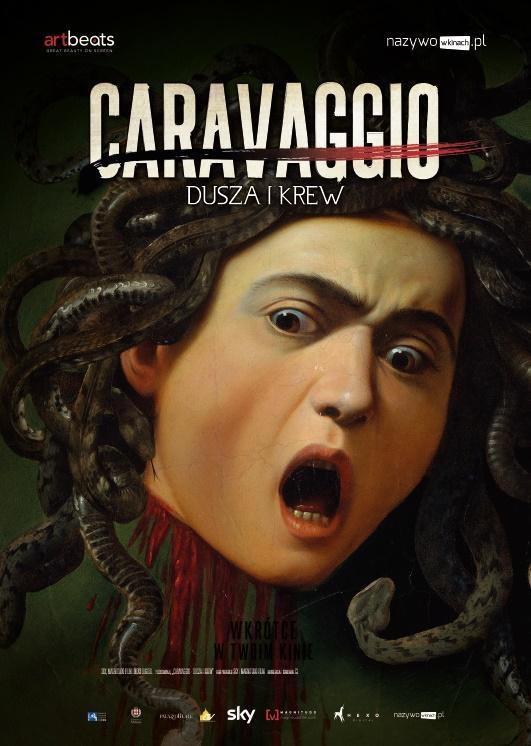 Caravaggio – dusza i krew