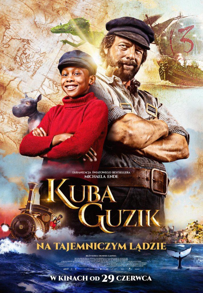 Kuba Guzik (dubbing)
