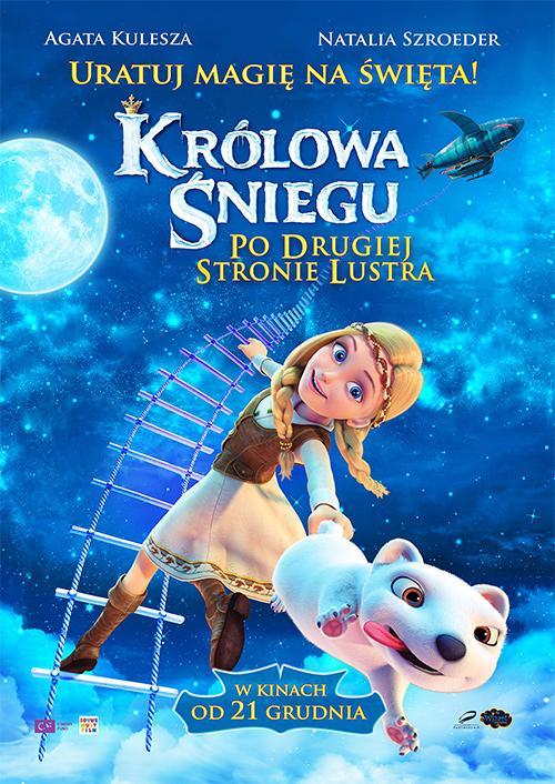 Królowa Śniegu: Po drugiej stronie lustra 3D (dubbing)