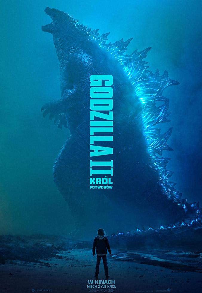 Godzilla II: Król potworów 3D (dubbing)