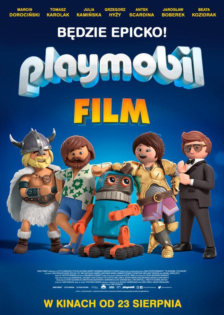 Playmobil: Film (dubbing)