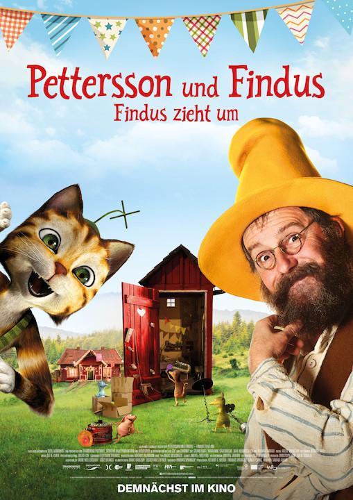 Pettson i Findus – wielka wyprowadzka (dubbing)
