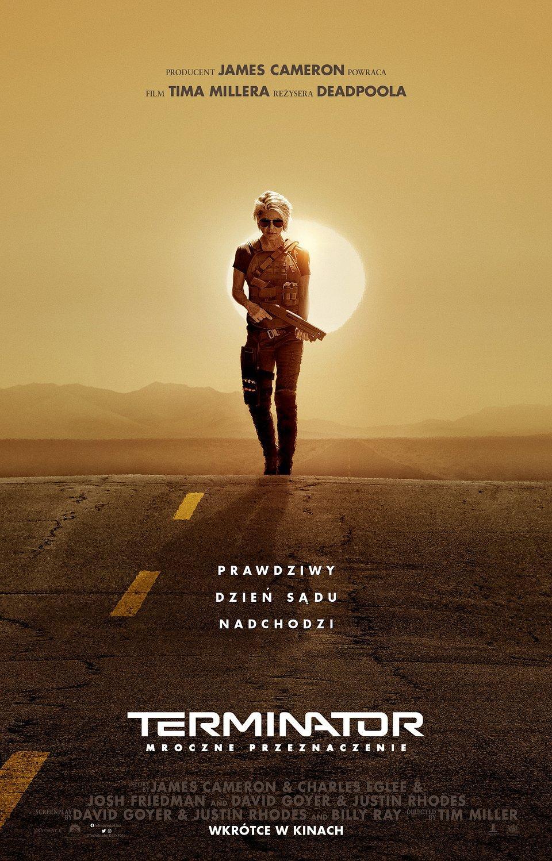 Terminator: Mroczne przeznaczenie (dubbing)