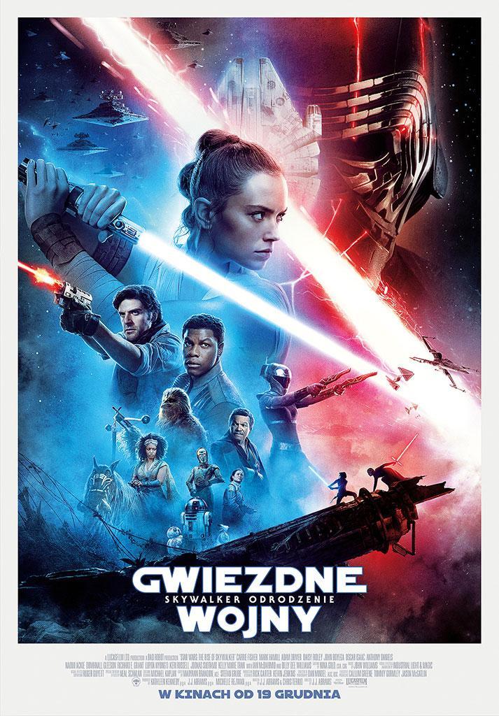 Gwiezdne Wojny: Skywalker. Odrodzenie 3D