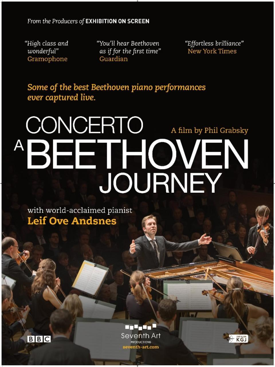 Podróż przez koncerty fortepianowe Beethovena