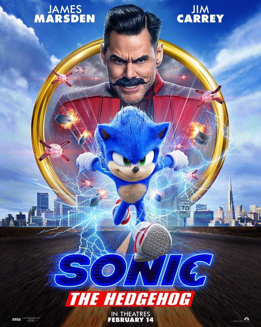 Sonic. Szybki jak błyskawica (dubbing)