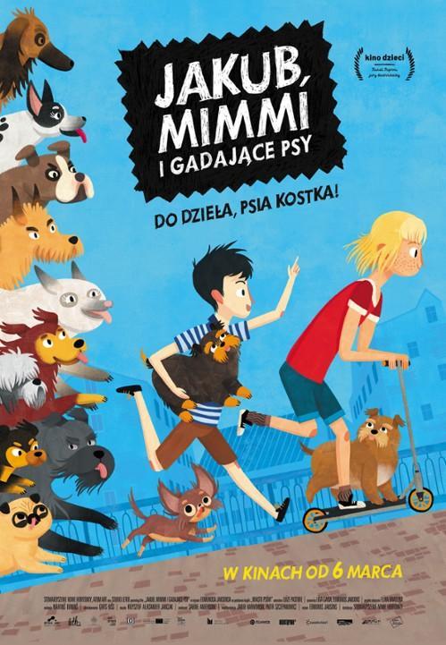 Jakub, Mimmi i gadające psy (dubbing)