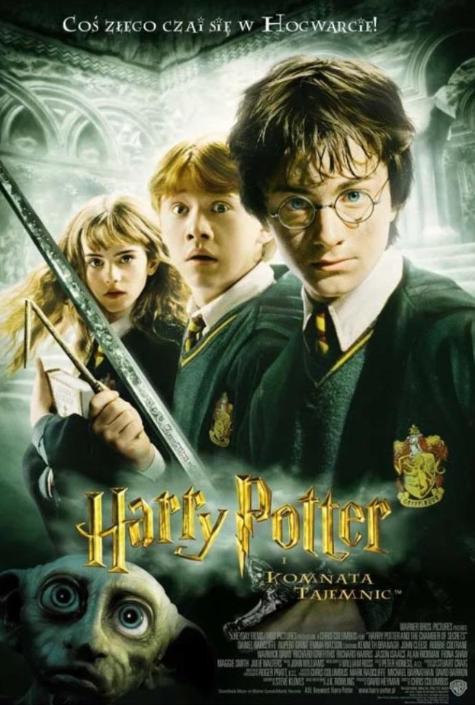Harry Potter i Komnata Tajemnic (dubbing)