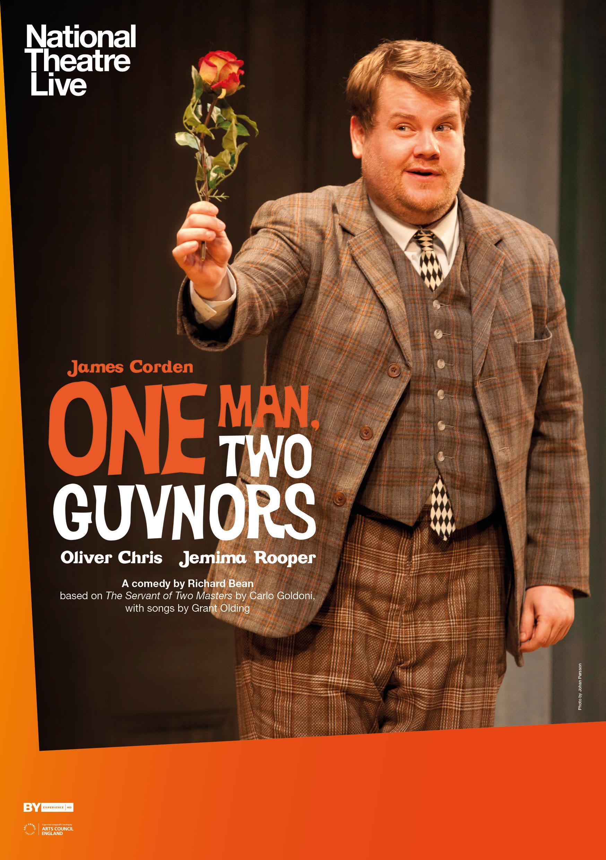 National Theatre Live: Człowiek dwóch szefów