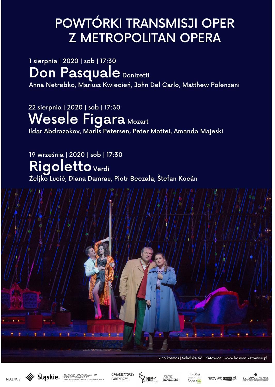 Opera: Rigoletto (Verdi)