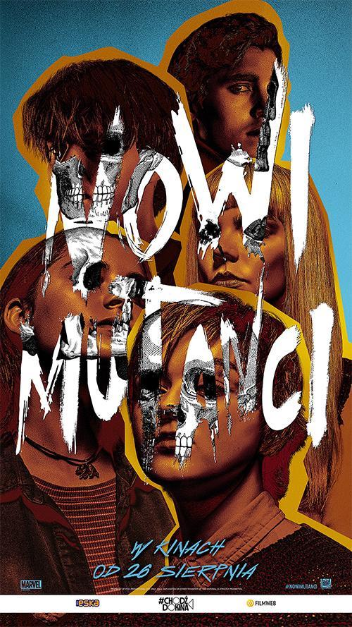 Nowi mutanci (dubbing)