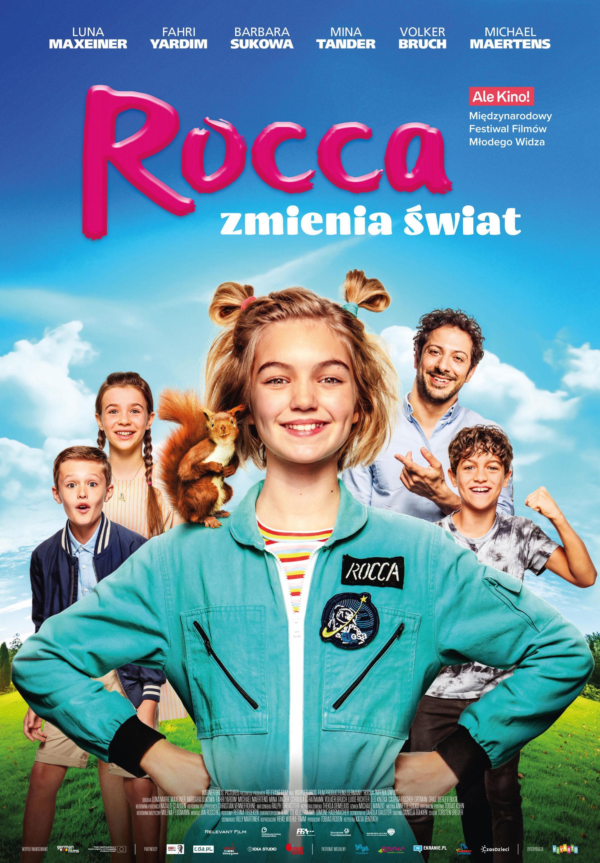 Rocca zmienia świat (dubbing)