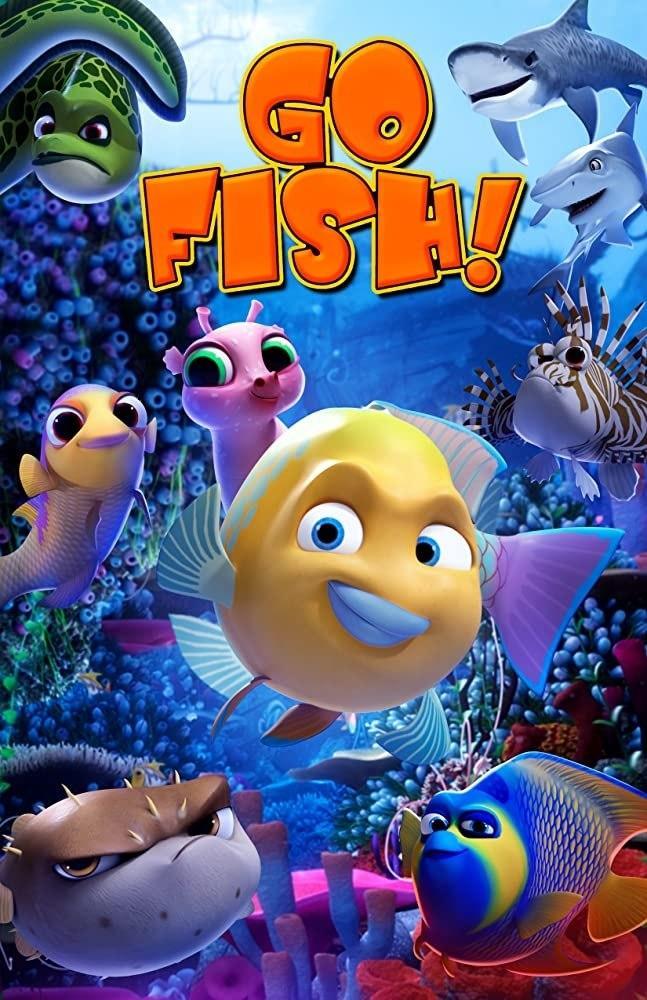 Waleczne rybki