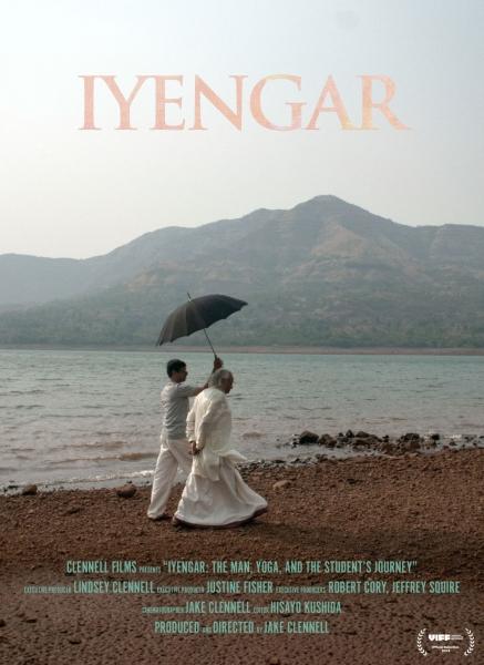 Iyengar: człowiek, joga i droga ucznia