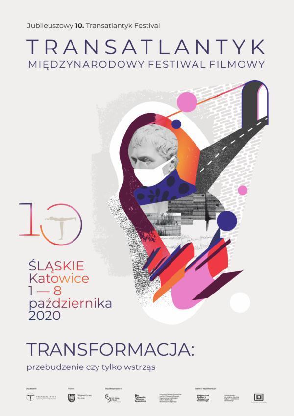 10. Transatlantyk Festival: Konkurs Polskich Krótkich Metraży - zestaw 5
