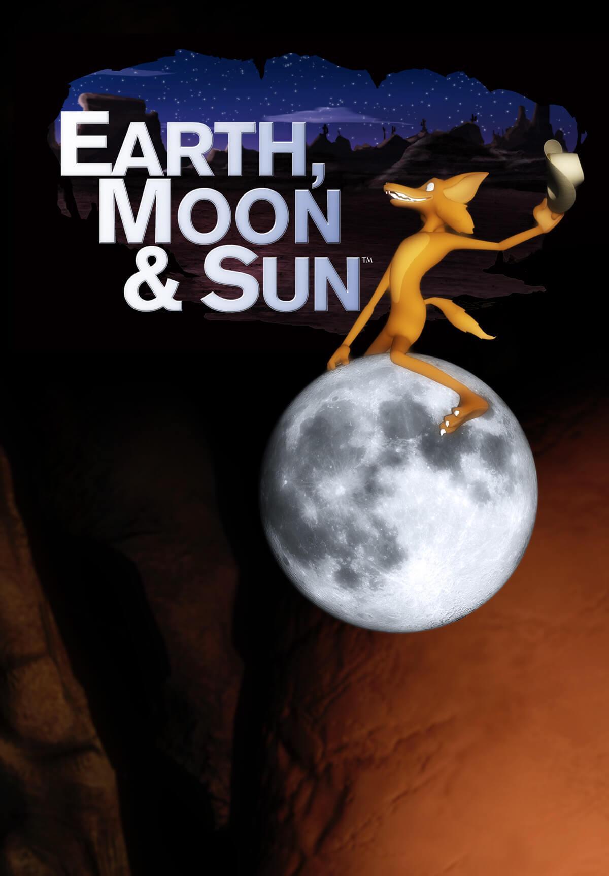 Ziemia, Księżyc i Słońce