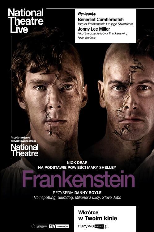National Theatre: Frankenstein