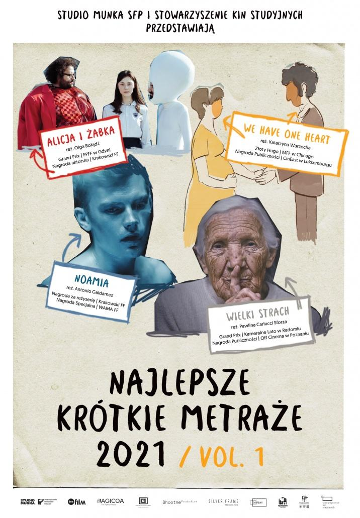 Najlepsze polskie krótkie metraże 2021 vol. 1