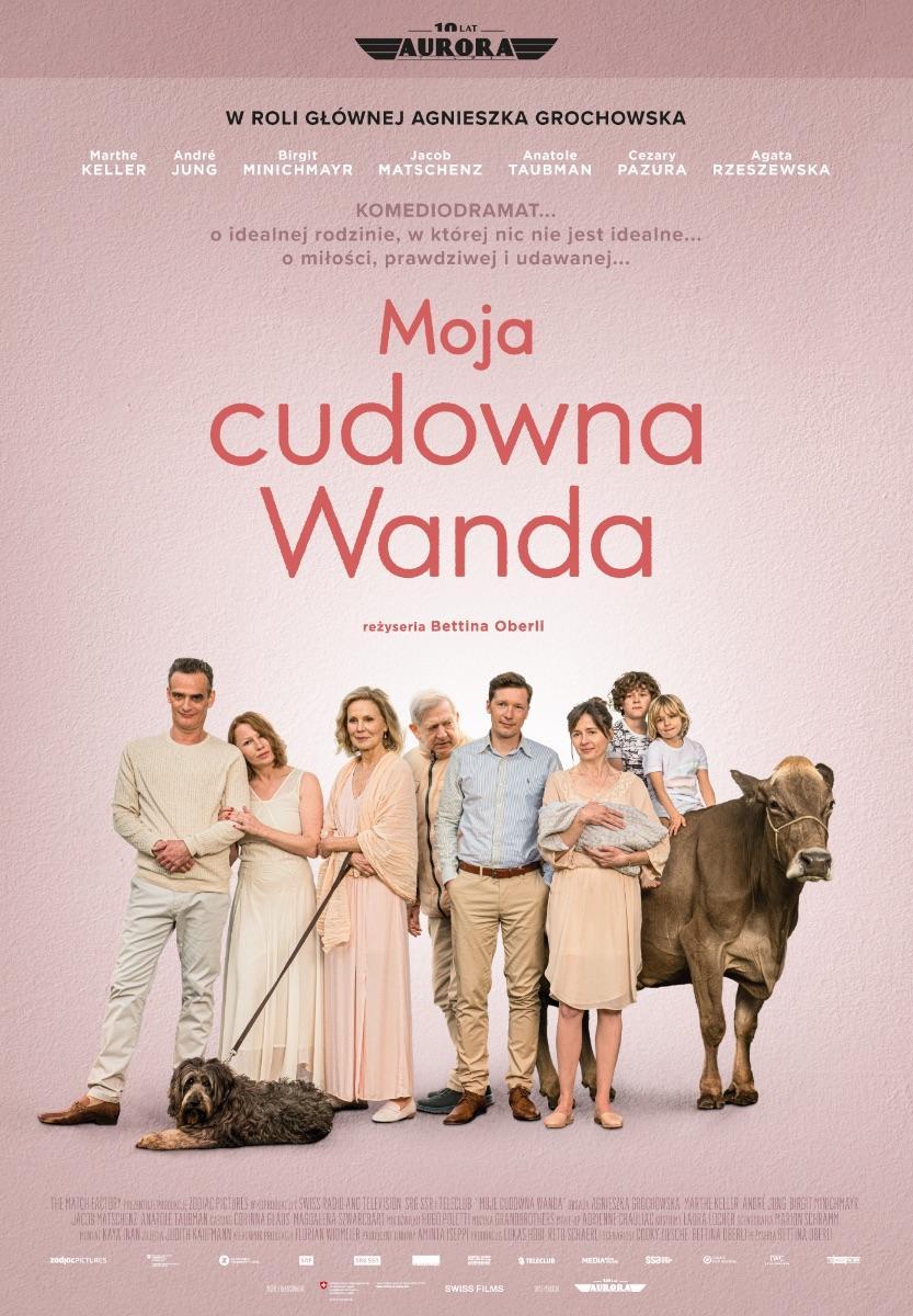 Moja cudowna Wanda