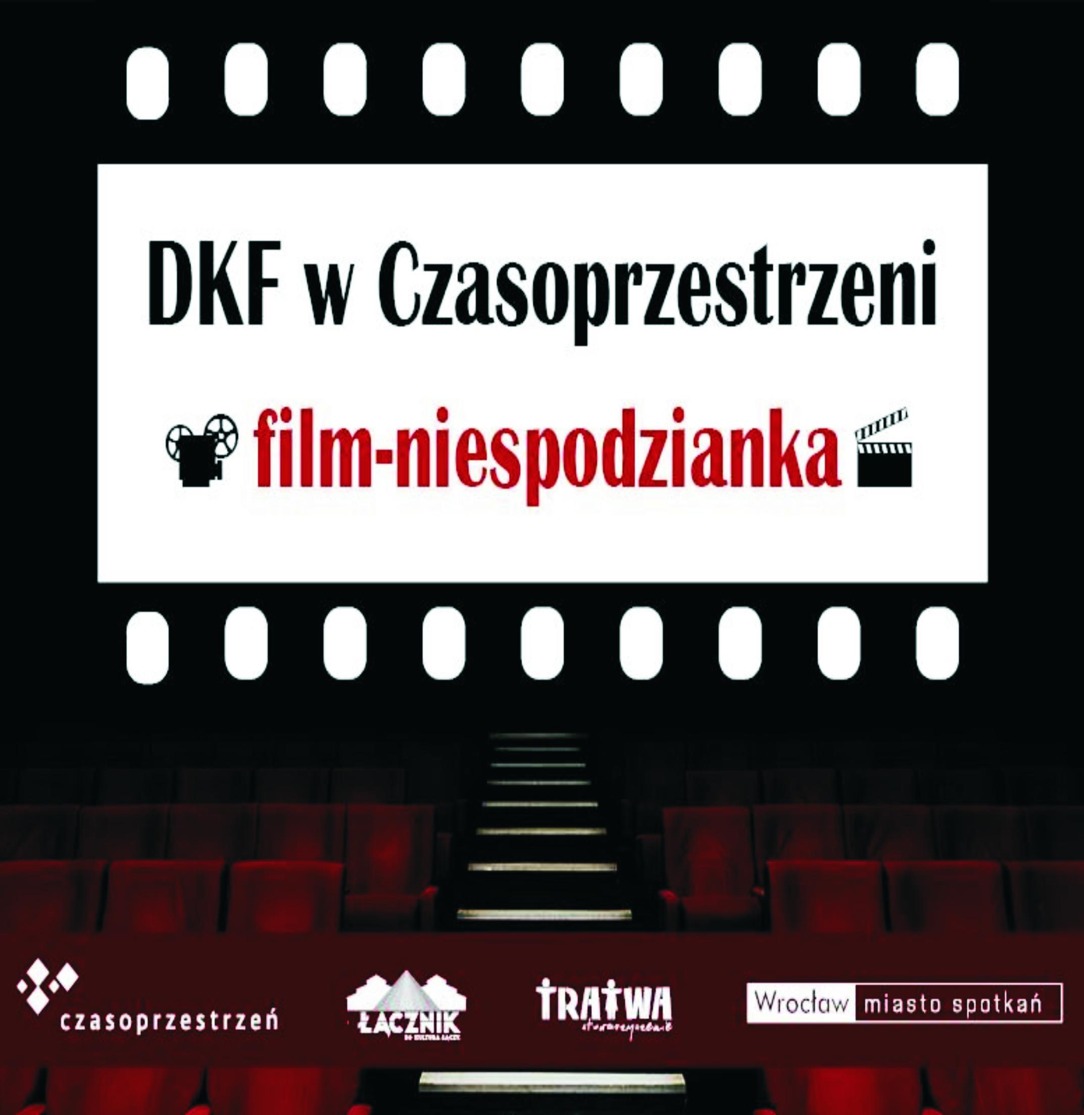 Film niespodzianka - DKF w Czasoprzestrzeni