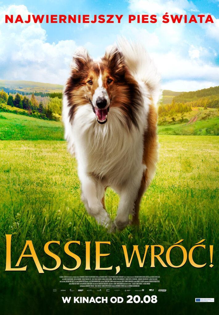 Lassie, wróć! (dubbing)