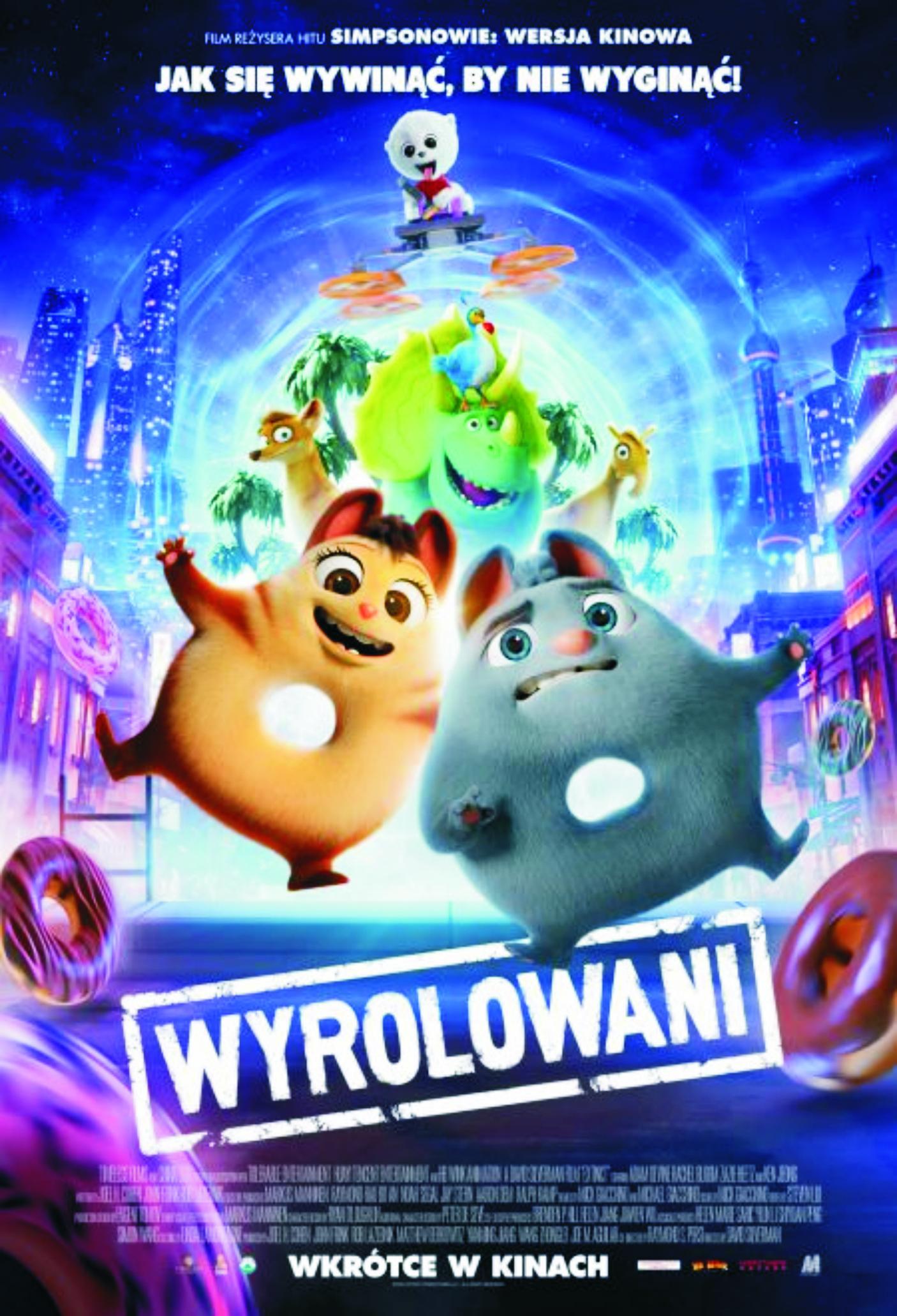 Wyrolowani (dubbing)