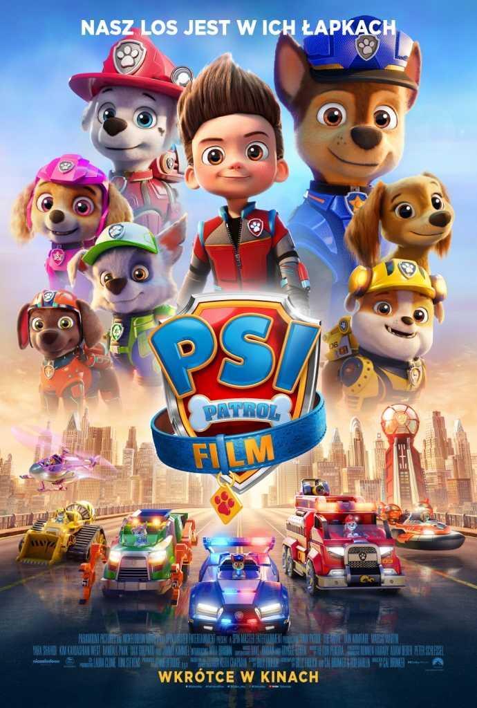 Psi Patrol Film (dubbing)